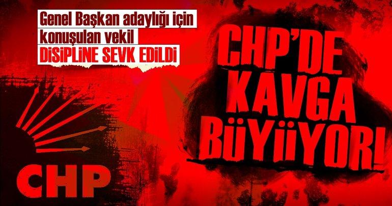 CHP'de kavga büyüyor!