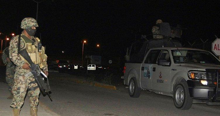 Meksika'da bir partinin genel sekreteri öldürüldü