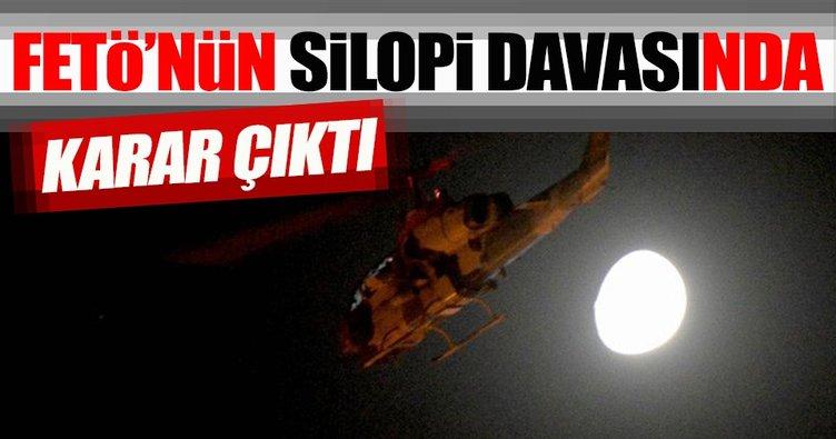 Silopi'deki FETÖ davasında 14 sanığa ağırlaştırılmış müebbet verildi