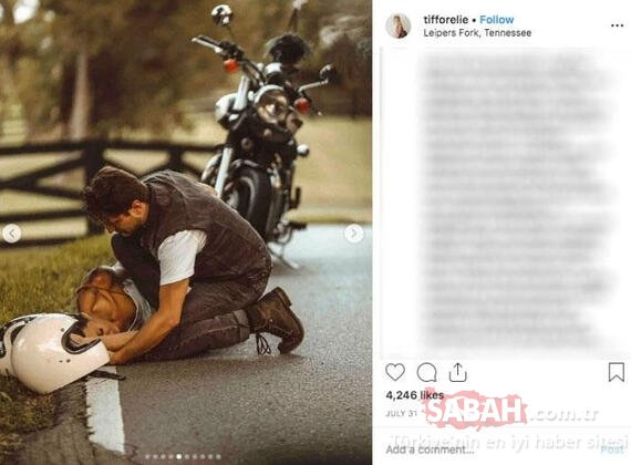 Son dakika haber: Instagram fenomeni çok fena rezil oldu! Yaptığı paylaşımı kaldırmak zorunda kaldı!