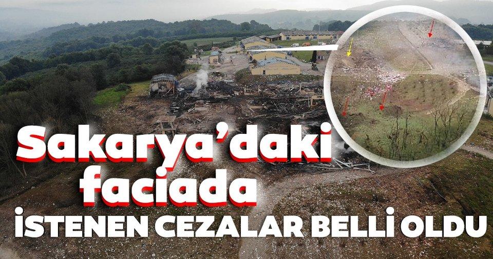Son dakika: Havai fişek fabrikası iddianamesi kabul edildi! Patlamada Çin Mahallesi detayı