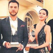 Almanya'dan Türk şarkıcılara ödül
