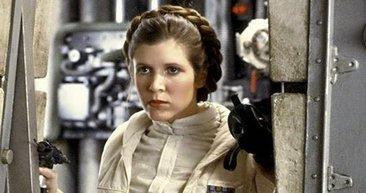 Carrie Fisher'in (Star Wars) annesi Hollywood yıldızı Debbie Reynolds hayatını kaybetti