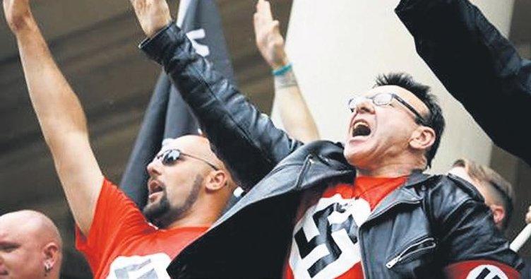 Neo-Naziler'de patlama yaşandı
