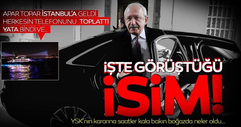 Övür: Kılıçdaroğlu'nun yatta görüştüğü isim Abdullah Gül!