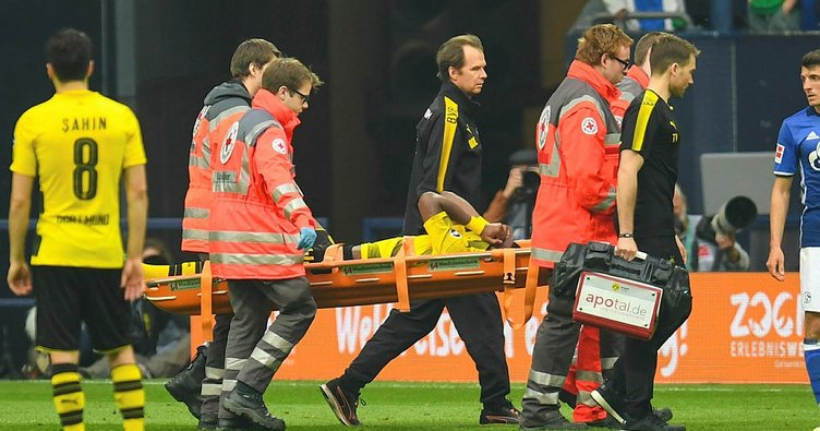 Borussia Dortmund'da Michy Batshuayi sezonu kapattı