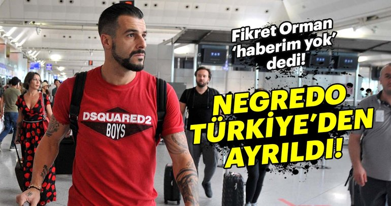 Negredo, Al Nasr'a transfer oluyor