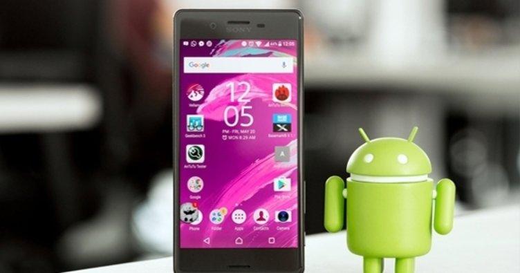 Sony Xperia X, Android 7.1.2 müjdesi!