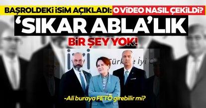 Son dakika... 'Sıkar abla'lı İYİ Parti videosundaki isim Ali Türkşen o kaydın nasıl yapıldığını anlattı