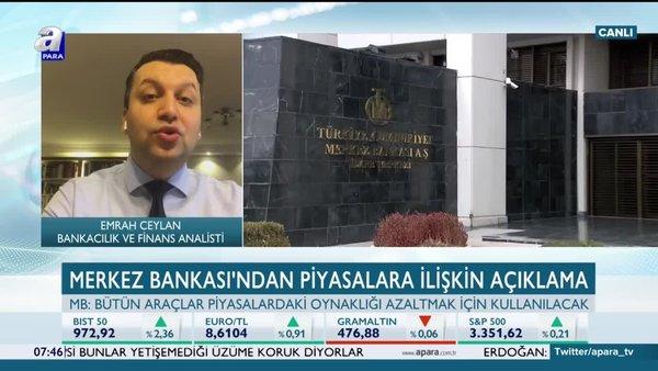 Ceylan: Kamu bankaları katalizör olacak