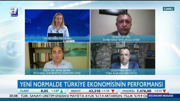 Ekonomi Masası | 16.07.2020