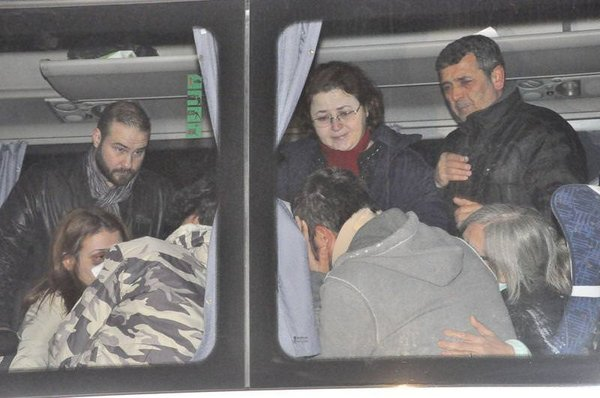 Nergis Tınç'ın cenazesi İstanbul'a getirildi