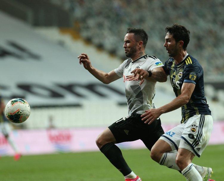 Ve transfer tamam! Fenerbahçe ile imzalıyor