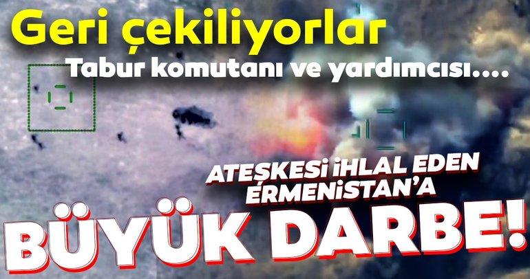 Son dakika haberi | Ateşkesi ihlal eden Ermenistan büyük hezimet! Azerbaycan duyurdu... İşte Azerbaycan-Ermenistan geriliminde son gelişmeler