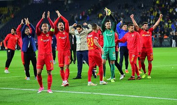 Kayserispor'da milli gurur! 7 futbolcu...