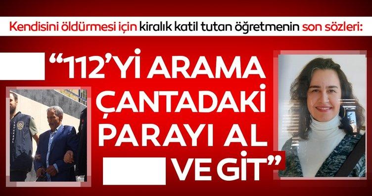 SON DAKİKA HABERİ: Kendisini öldürmesi için kiralık katil tuttu! 112'yi arama, parayı al git