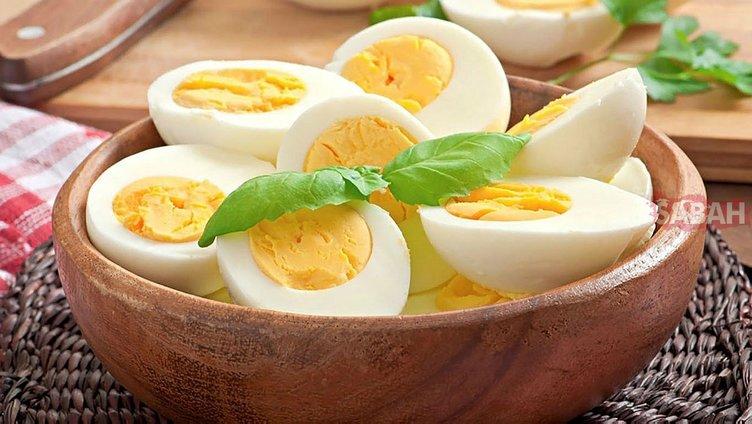 Yumurtanın meğer öyle faydaları varmış ki...