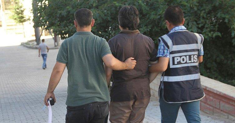 FETÖ'den gözaltına alınan komiser tutuklandı