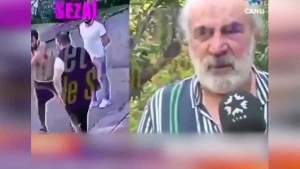 Son dakika haberi; Şarkıcı Halil Sezai'in tekme tokat dövdüğü 67 yaşındaki adamdan flaş açıklama   Video
