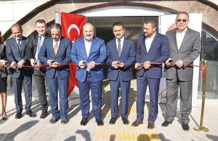 Bakan Varank Kapadokya Teknopark'ı hizmete açtı