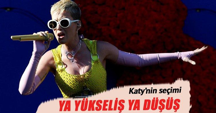 Katy'nin seçimi