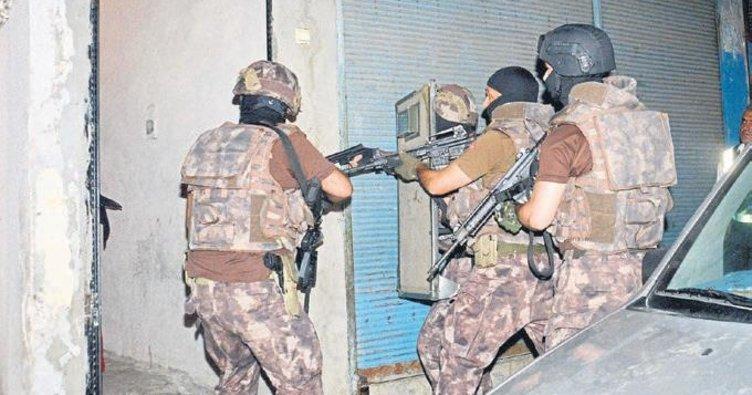 Adana'da suç oranı düştü