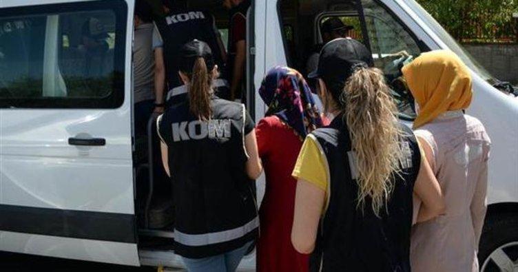 Diyarbakır'da gaybubet evlerine operasyon