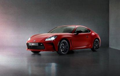 Toyota'nın yeni coupesi