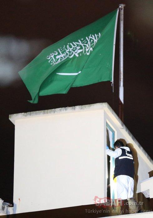Suudi Arabistan Başkonsolosluğunda düğümü çözecek ışık...