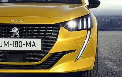 Peugeot 208'in yeni nesli ortaya çıktı