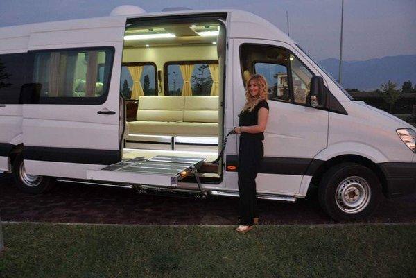 Villa değil minibüs