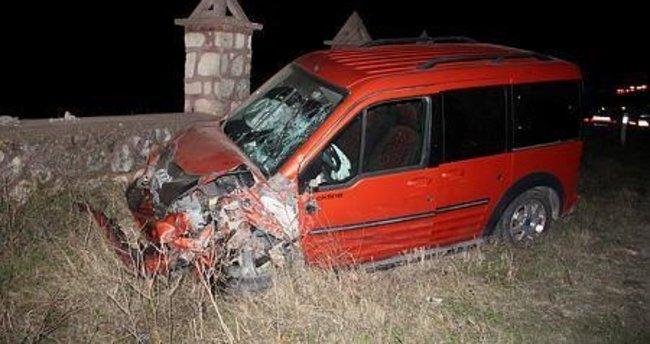 Kırklareli'de Trafik Kazası: 1 Ölü 2 Yaralı