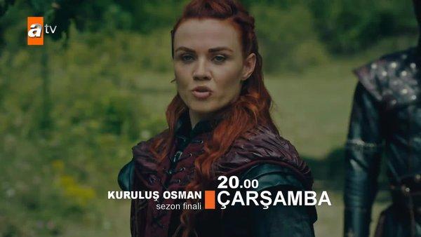 Kuruluş Osman Sezon Finali 27. Bölüm  (24 Haziran 2020 Çarşamba) Kuruluş Osman'dan muhteşem veda | Video