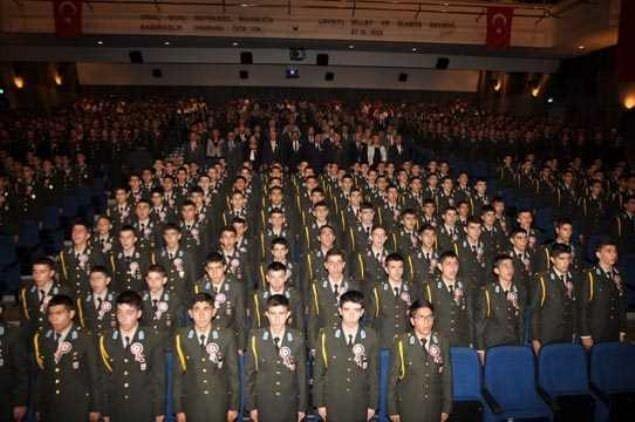 Orduda sivilleşme devrimi
