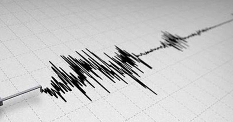 Denizli'de 3,8 büyüklüğünde deprem