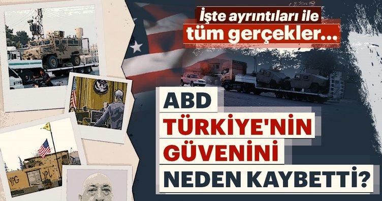 Son Dakika Haberi: ABD, Türkiye'nin güvenini neden kaybetti?