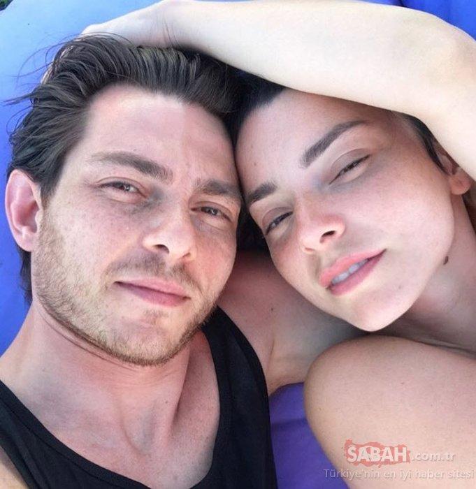 Merve Boluğur'dan dağınık yatak pozu! Yeni bir aşka yelken açan Merve Boluğur yatak odasından paylaştı...