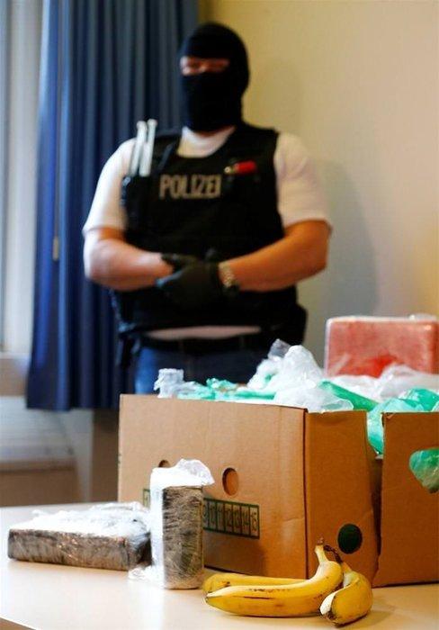 Uyuşturucu tacirleri adresleri karıştırdı