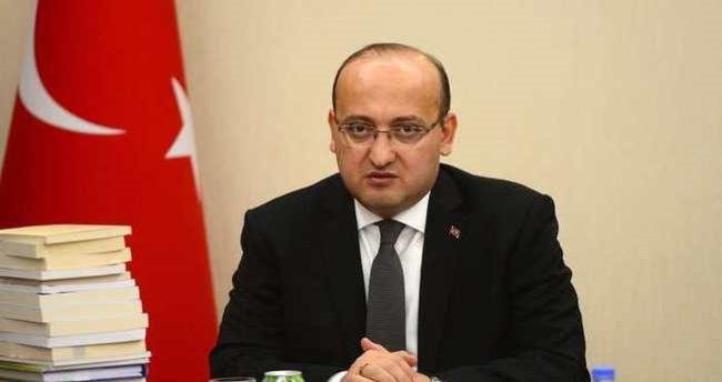 Yalçın Akdoğan: Mücadelemiz kararlı bir şekilde sürecek