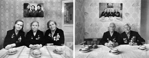 Son yüz yılın en etkileyici fotoğrafları