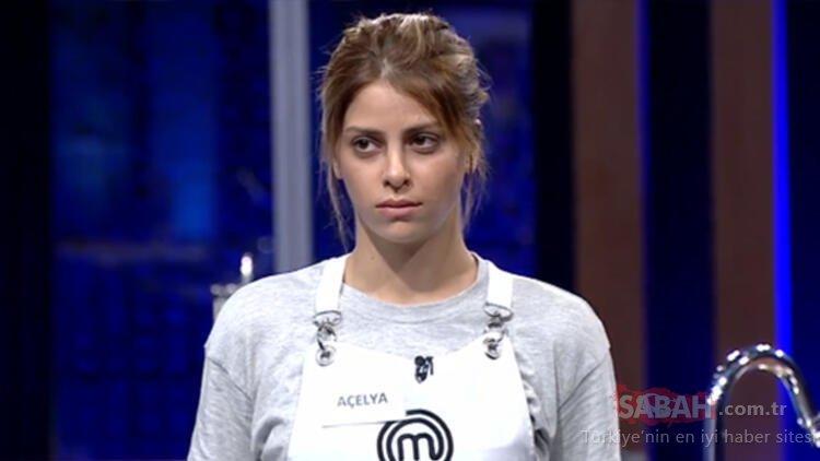 MasterChef Açelya'nın değişimi dillere düştü! Açelya Kılıçay'ın yarışmadaki halinden eser kalmadı...