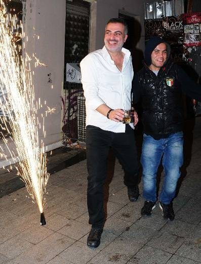 Sermiyan Midyat yerlerde doğum gününü kutladı