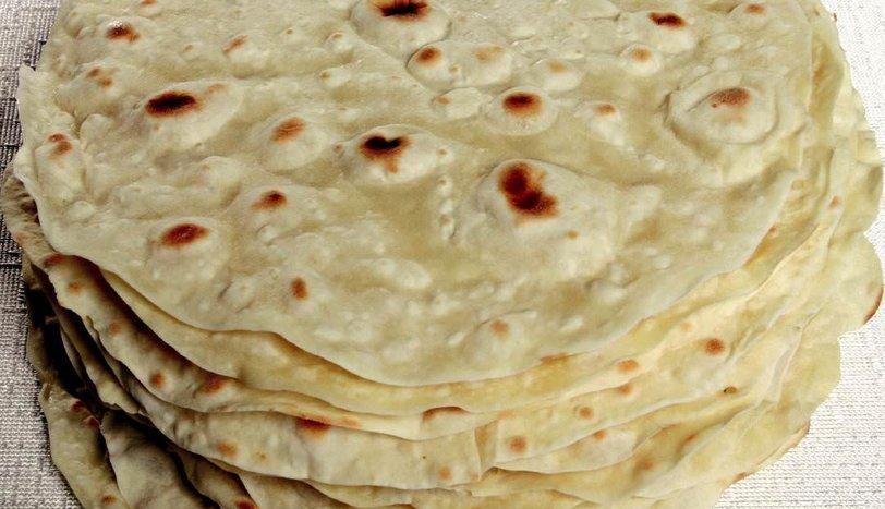 Lavaş Ekmeği