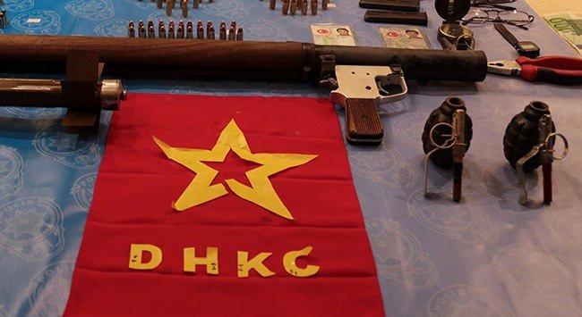 Kanlı örgüt DHKP-C