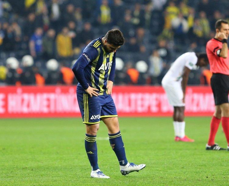 Ozan Tufan'a Fenerbahçeli taraftarlardan büyük tepki!