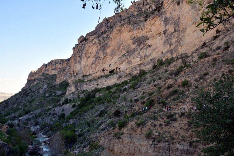 Tunceli'de doğa gezileri