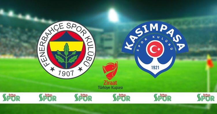 Fenerbahçe Kasımpaşa maçı hangi kanalda...