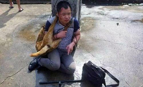 Çin'in garip yüzü
