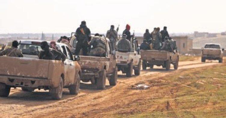 ÖSO, YPG'ye karşı operasyon başlattı
