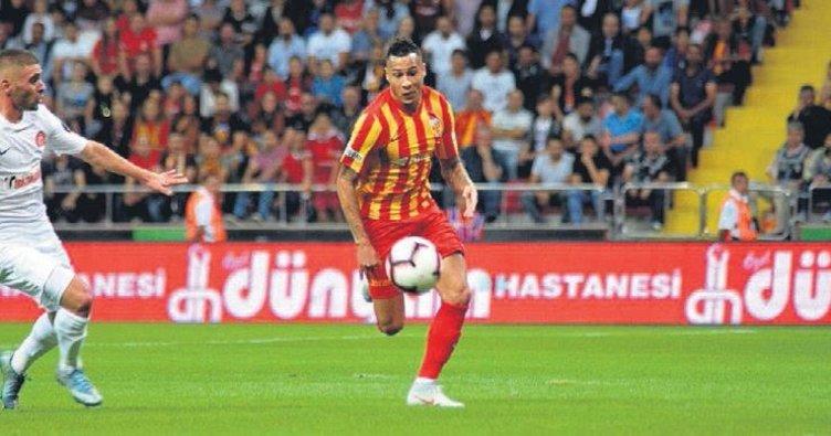 Kayseri'de en golcü isim Chery